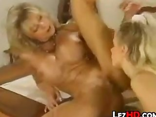 Busty Blonde Whore Getting Fisted