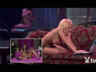 Jesse Jane Lesbian Live Chat!