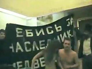 Nadezhda Tolokonikova Pussy from Pussy Riot