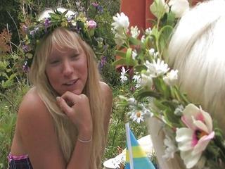 Elise Olsson-Midsommar Festen(Swedish whores)